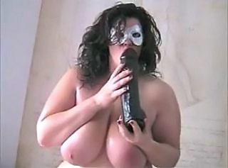Big Tits Dildo Fetish  Natural Toy   Boobs  Big Tits Chubby
