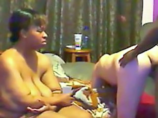Amateur  Ebony Homemade  Threesome     Threesome Amateur Amateur