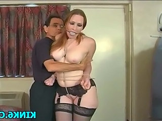 Chubby Old and Young Slave Stockings Old And Young Stockings