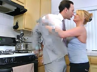 Blonde Chubby Kitchen  Blonde Chubby Chubby Blonde Kitchen Sex