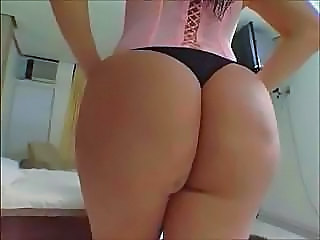 Amazing Ass  Brazilian Corset Latina Pornstar Brazilian Ass  Corset