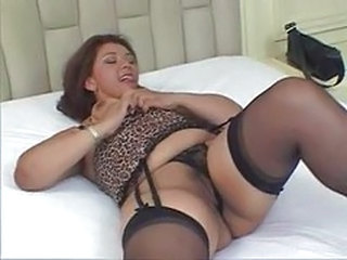 Brazilian Latina Lingerie  Stockings   Stockings Lingerie