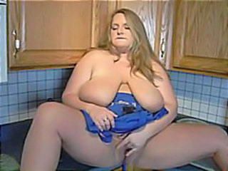 Big Tits Kitchen Masturbating  Natural       Big Tits Masturbating Masturbating Big Tits