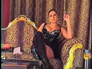 Amazing Big Tits Chubby Latex  Smoking  Big Tits Chubby Big Tits Amazing Mistress
