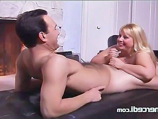 Blonde Blowjob Handjob