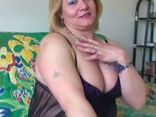 Chubby Mature Fingering Mature Chubby