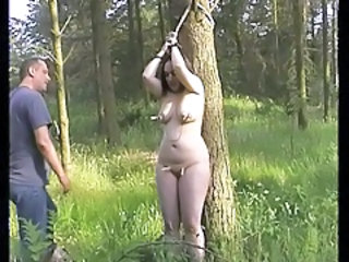 Bondage Chubby Outdoor Slave Teen Tied Chubby Teen Outdoor Outdoor Teen Slave Teen Teen Chubby Teen Outdoor