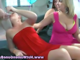Blowjob  Chubby  Party