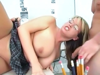 Chubby Glasses Hardcore  Threesome Chubby Ass Boyfriend    Threesome Hardcore