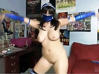 Chubby Dancing Fetish Natural Webcam Webcam Chubby