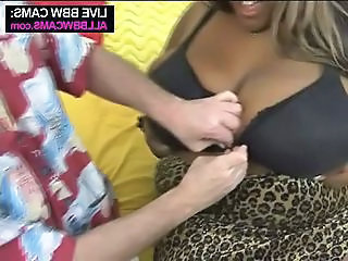 Big Tits Ebony Interracial  Natural     Big Tits Ebony