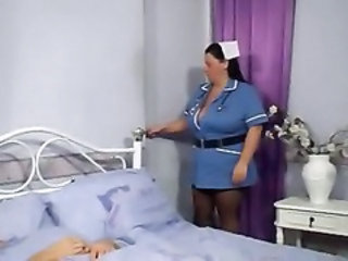 Big Tits  Nurse Uniform     Tits Nurse Nurse Tits