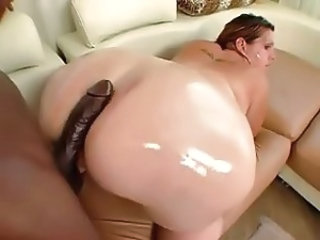 Ass   Interracial  Oiled Ass Big Cock   Monster Interracial Big Cock Oiled Ass