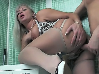 Bathroom Chubby Doggystyle Mature Mom Old and Young Russian Stockings Mature Young Boy Bathroom Mom Chubby Mature Old And Young Stockings Bathroom Mature Chubby Mature Stockings Russian Mom Russian Mature