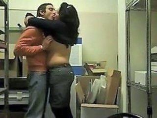 Chubby HiddenCam Office Voyeur Dirty
