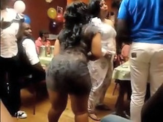 Ass  Dancing Ebony Party Swingers Ebony Ass Ass Dancing Swingers Party African