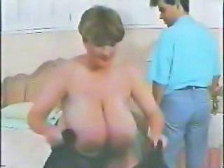 Big Tits  Natural Pornstar Vintage