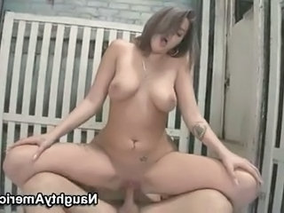 Amazing Chubby Hardcore  Natural Pornstar Riding Tattoo Riding Chubby