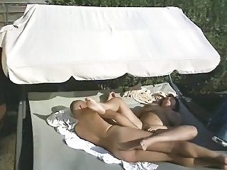 Nudist Outdoor Voyeur Wife