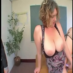 Big Tits Masturbating  Mom Natural Teacher Toy