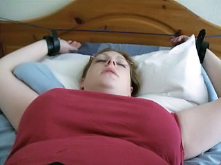Amateur  Glasses Homemade Wife