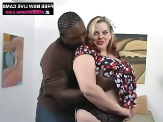 Interracial  Plumper