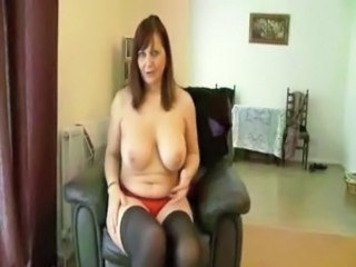 Big Tits British Chubby European  Mom Natural  British