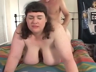 Big Tits Doggystyle  Natural