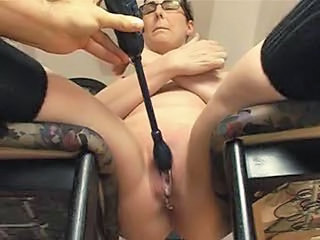 Amateur  Glasses Homemade Mature Orgasm Pussy Toy German
