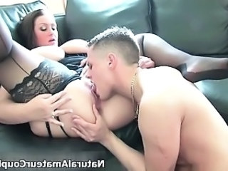 Big Tits Licking  Mom Old and Young Stockings Amateur