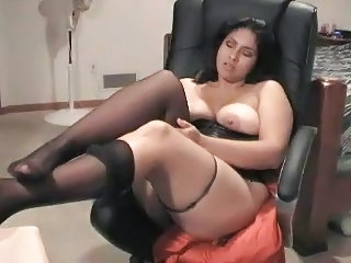 Arab Chubby Feet Fetish Legs  Natural Stockings Arab