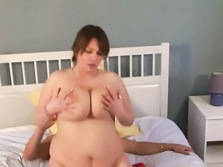Big Tits Chubby  Natural Nurse Riding