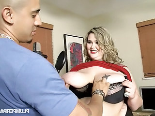 Big Tits  Natural Pornstar   Reality