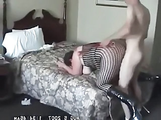Amateur  Homemade Spanking Wife
