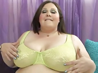 Big Tits Lingerie  Natural