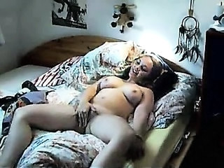 Big Tits Chubby Masturbating  Natural Webcam Wife Amateur