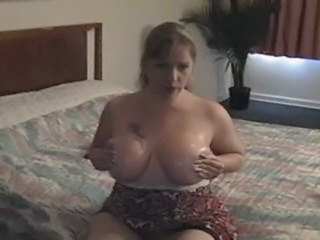 Amateur Big Tits Chubby Homemade  Mom Natural Oiled Tattoo