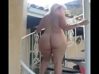 Amateur Ass   Outdoor Public