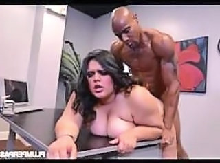 Big Tits Doggystyle Hardcore Interracial  Natural Pornstar