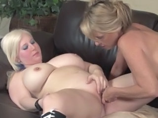 Chubby Lesbian Mature Old and Young