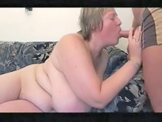 Big Tits Blowjob  Mom Natural