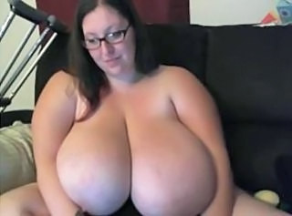 Big Tits Glasses  Mom Webcam