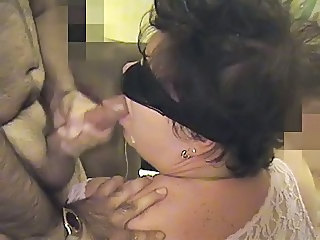 Amateur  Cumshot Fetish Mature Older Swallow Wife