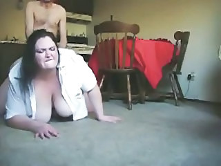 Amateur  Big Tits Doggystyle Homemade Natural Wife