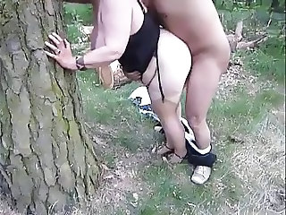 Amateur  Doggystyle Mature Outdoor Outdoor