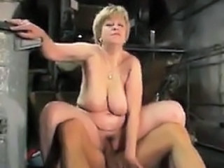 Big Tits European German  Natural Riding  German